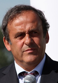 Michel Platini captained France to victory at UEFA Euro 1984.