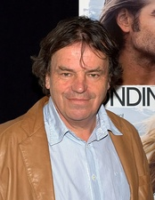 Neil Jordan at the premiere of Ondine at the 2010 Tribeca Film Festival.