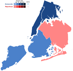 Results by borough.