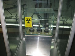 Depleted uranium ammunition, fired in FR Yugoslavia in 1999