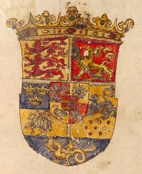 Frederick's Coat of Arms