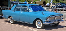 1964 Ford Zephyr 6 Mark III 2.5 Front.jpg