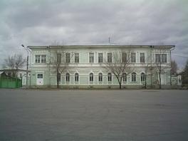 Дом купчихи Беловой, нынемедицинский колледж