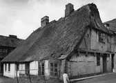 Thatched farmhouse in Stade