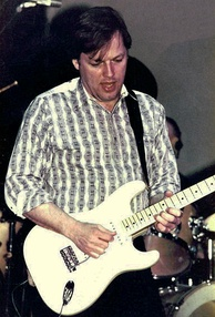 Gilmour in 1984