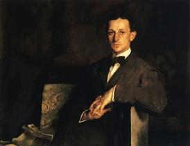 Основоположник американской и мировой нейрохирургии Х. Кушинг, впервые использовавший термин «медуллобластома»
