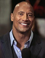 The Rock is a three-time winner of the category