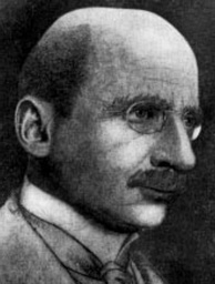 Fritz Haber, a German Chemist who proposed the use of the heavier-than-air chlorine gas as a weapon to break the trench deadlock.