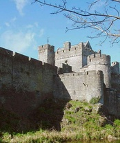 Cahir Castle – besieged repeatedly in this period