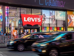 Flagship Store in Times Square, New York City