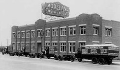 The Moreland Motor Truck Company in Burbank