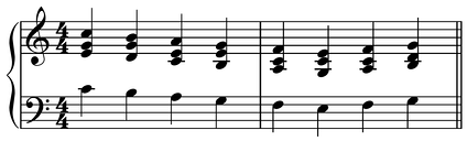 Descending 5-6 sequence