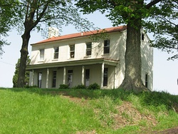 Rose Hill Farmstead, a historic site in the township