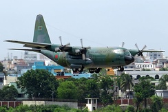 Bangladesh Air Force C-130B