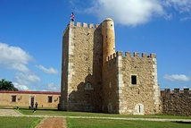Fortaleza Ozama is the oldest fortress built in the Americas