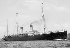 Teutonic of 1889, (9,984 GRT)
