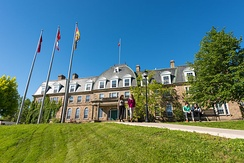 Established in 1785, the University of New Brunswick is the oldest public university in North America.