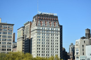 W Hotel in Union Square New York City.JPG