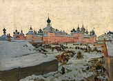 Rostov the Great in Winter, 1906
