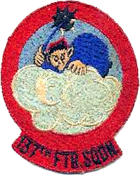 137th Fighter/Fighter-Interceptor Squadron emblem