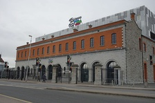 The Point Theatre, Dublin – host venue of the 1994 contest.