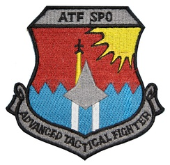 ATF SPO Patch, 1990