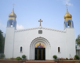 Proto-Cathedral of St. Mary in Van Nuys, California