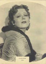 "Clara Bow, a famous movie actress and ""It Girl"" of the 1920s, represented the new freedom to flaunt sexuality."