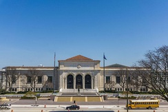 The Detroit Institute of Arts collection is regarded as among the top six museums in the United States with an encyclopedic collection which spans the globe from ancient Egyptian and European works to contemporary art.