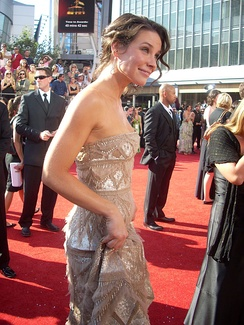 Lilly at the 60th Primetime Emmy Awards on September 21, 2008