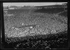 Fenway Park Rally Supporting Irish Independence (1910s)