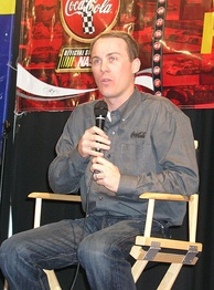 Kevin Harvick won the race, his second win of the season.