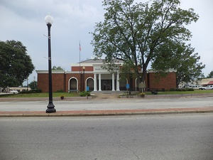 Miller County Courthouse in Colquitt
