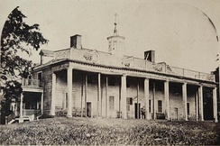 Mount Vernon in the 1850s