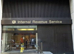 New York City field office for the IRS.