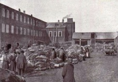 Fur trade in Nizhny Novgorod (before 1906)