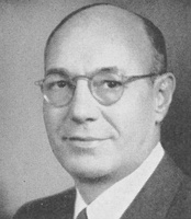 Rep. Samuel Friedel, 1953 from Congressional Pictorial Directory