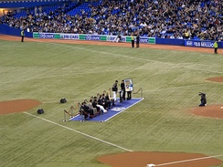 """Thank You Cito Night"" on September 29, 2010 in Toronto"