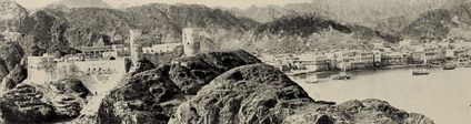 A view of Muscat ca. 1902
