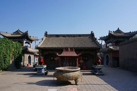 Temple of Guandi in Chaoyang, Liaoning. Religion in Northeast China is characterised by the interaction of folk religions of Chinese and Manchus (Manchu folk religion). Confucian religious movements like Shanrendao are widespread.