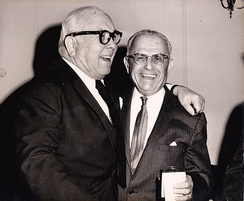 Spyros Skouras President of 20th Century Fox from 1942-1962