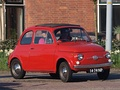The original Fiat 500 was rear-engined.