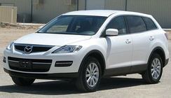 From 2007 to 2015, Mazda used the 3.5 L MZI Ford Cyclone Engine in Mazda CX-9 models.