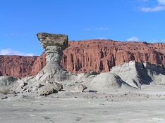 Ischigualasto national park