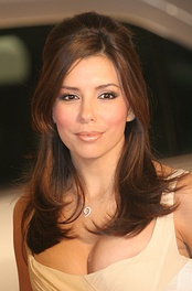 Eva Longoria's mtDNA belongs to the Haplogroup A2, possibly making her a direct descendant of a Maya woman from the current territory of Mexico.