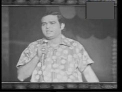 Ahmed Rushdi, the father of pop, also known as the first regular pop singer of south asia
