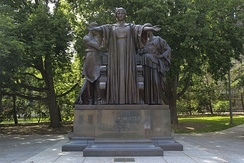 Alma Mater (1929, Lorado Taft), University of Illinois at Urbana–Champaign
