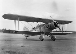 The XT3D-2 in January 1933.