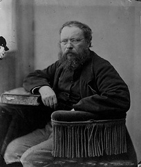 Pierre-Joseph Proudhon, theoretician of libertarian socialism