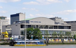 Royal Festival Hall, London, was the first postwar building to gain Grade I listed status.